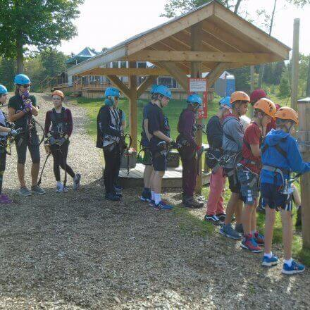 Durham Montessori Field Trip