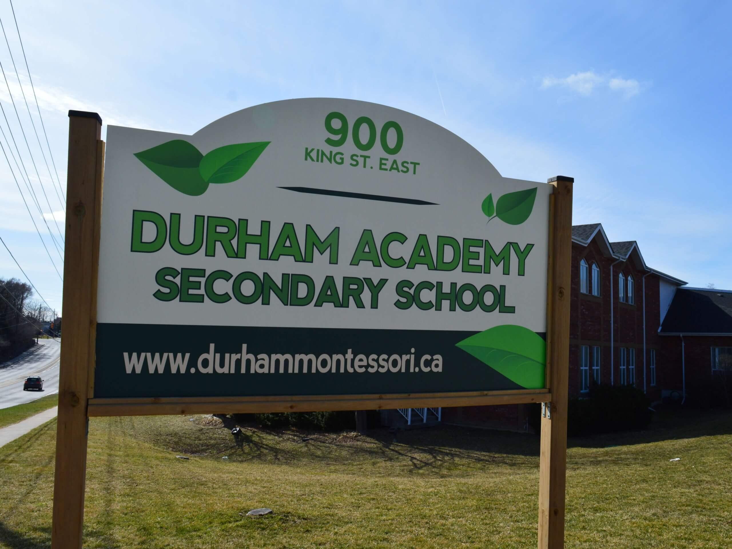 Durham Academy Secondary School